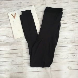 spanx womens xl black tights slimming love your as